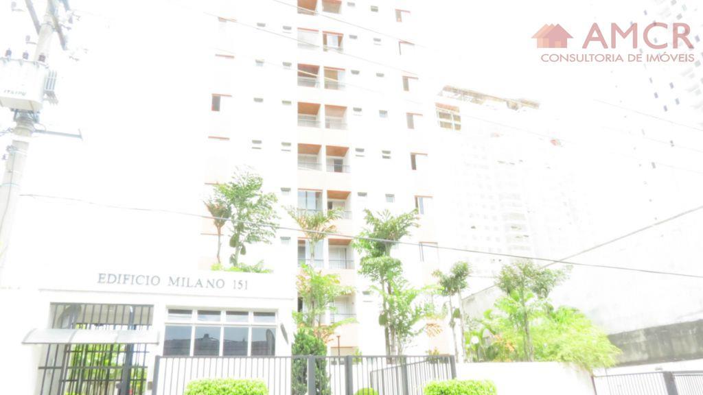 Apartamento residencial à venda, Tatuapé, São Paulo - AP0137.