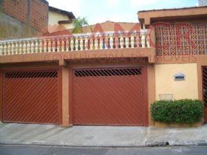 Casa  residencial à venda, Parque Guarani, São Paulo.