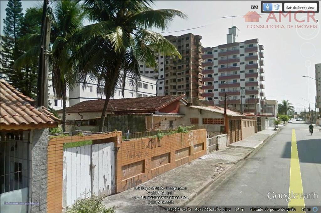 Terreno residencial à venda, Vila Tupi, Praia Grande - TE0052.