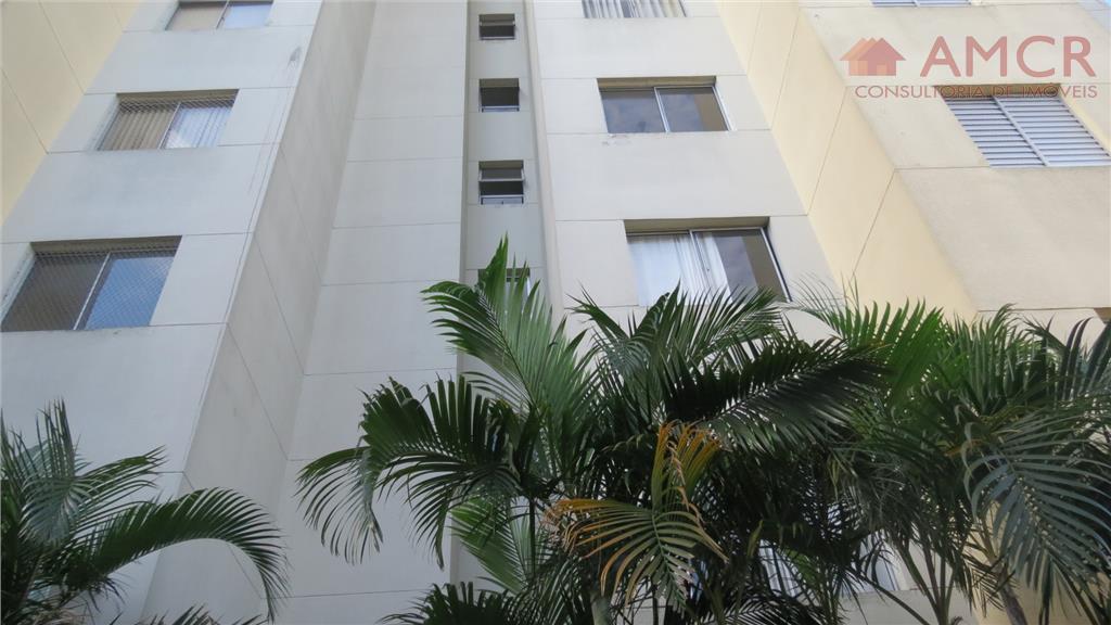 Apartamento residencial à venda, Jardim Belém, São Paulo.