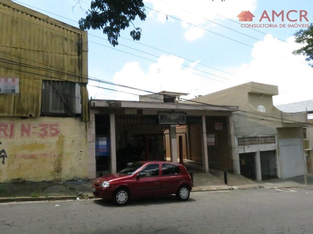 Casa residencial à venda, Parque Císper, São Paulo.