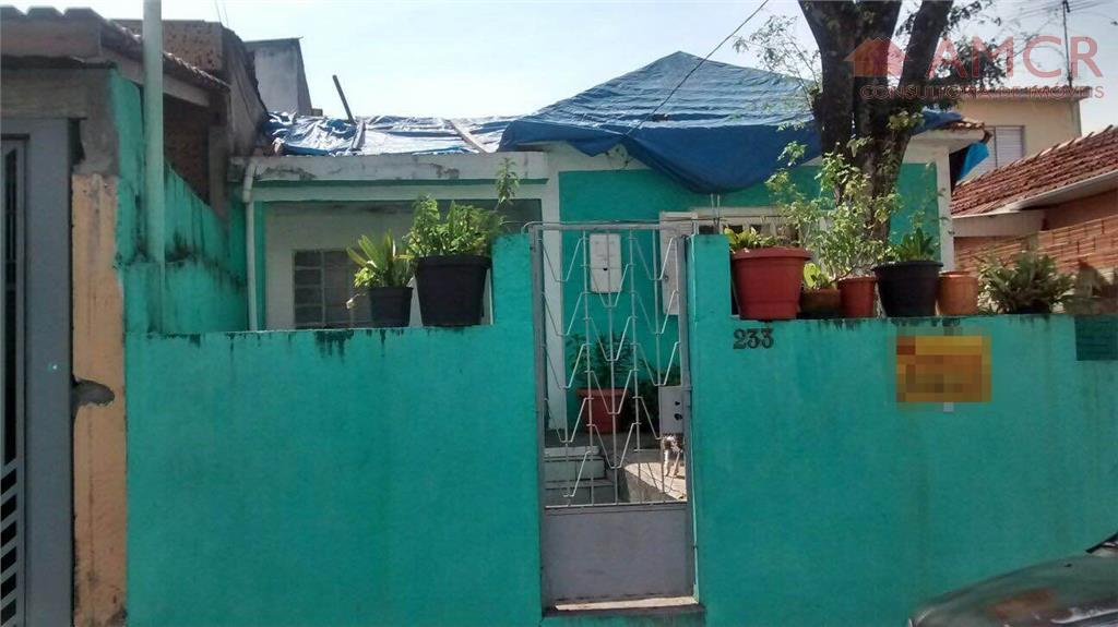Terreno residencial à venda, Vila Erna, São Paulo.