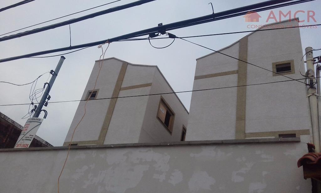 Casas sobrepostas próximo ao metrô Patriarca , São Paulo