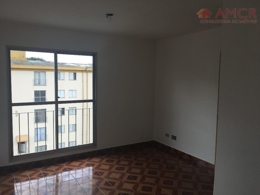 Apartamento residencial à venda, São Miguel Paulista, São Paulo.