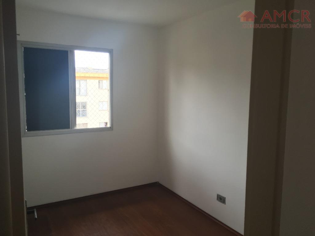 apartamento com 2 dormitórios, sala, cozinha, área de serviço, banheiro, antena coletiva, gás encanado e 1...