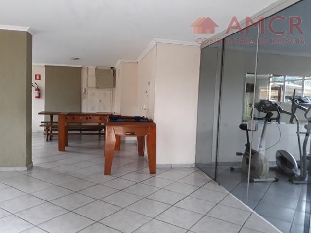 apartamento padrão, com 2 dormitórios, sala, cozinha, banheiro e área de serviço. possui armários na cozinha...