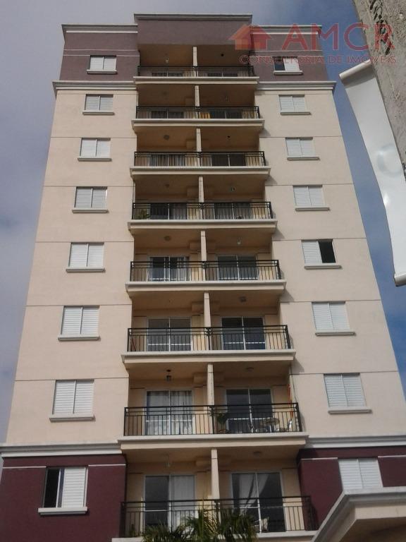 Apartamento residencial à venda, Ermelino Matarazzo, São Paulo.