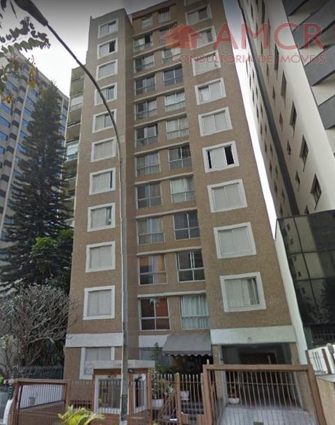 Apartamento residencial à venda, Santa Cecília, São Paulo.