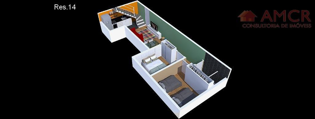 breve lançamento de apartamentos em santo andré/sp. documentação em ordem para financiamento.a partir de 230.000,00- unidade...