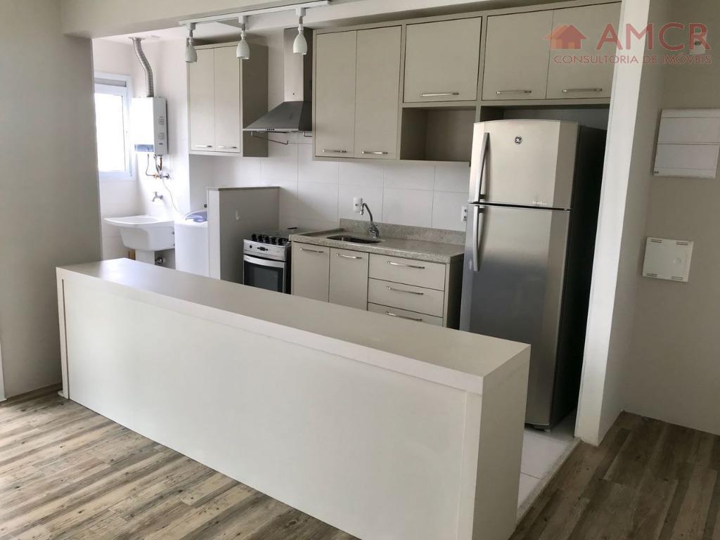 lindo apartamento semimobiliado no condomínio my helbor patteo mogilar, cujo conceito moderno e prático para viver...