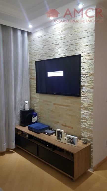 apartamento padrão á venda andar alto ótima vista , dispõe de 2 dormitórios , sala 2...