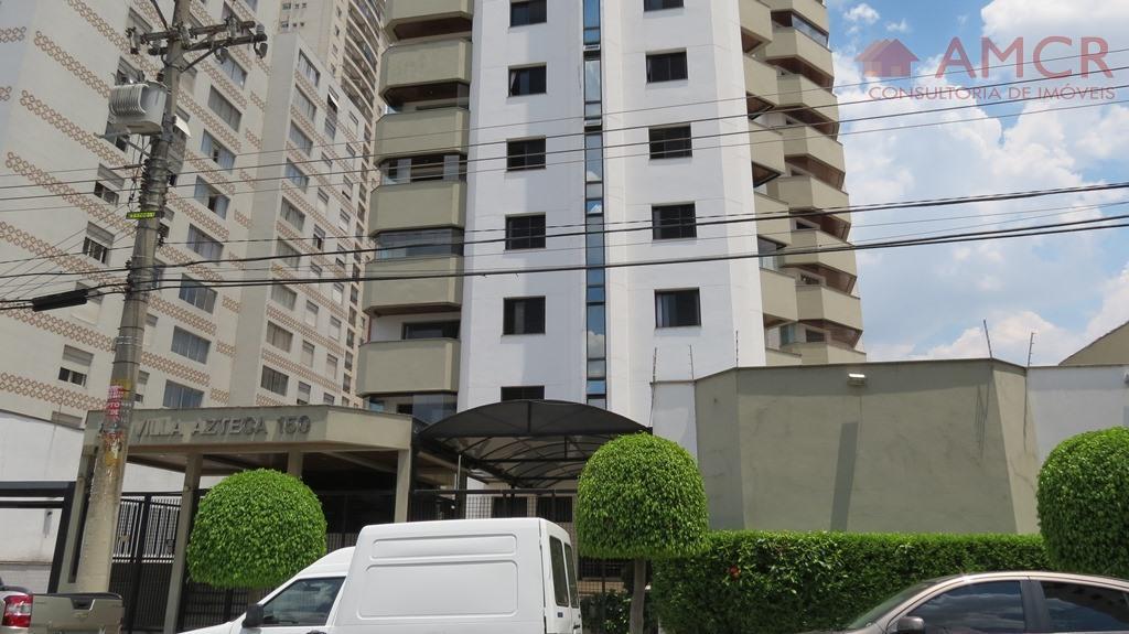 Apartamento residencial à venda, Anália Franco, São Paulo - AP0025.