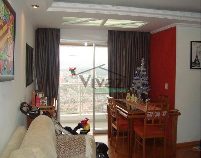 Apartamento Residencial à venda, Lauzane Paulista, São Paulo - AP0002.
