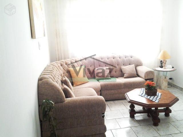 Sobrado residencial à venda, Vila Isolina Mazzei, São Paulo - SO0010.