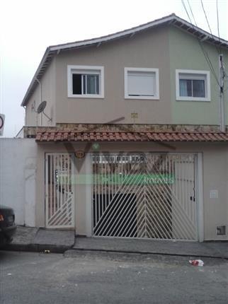 Sobrado Residencial à venda, Tucuruvi, São Paulo - SO0810.