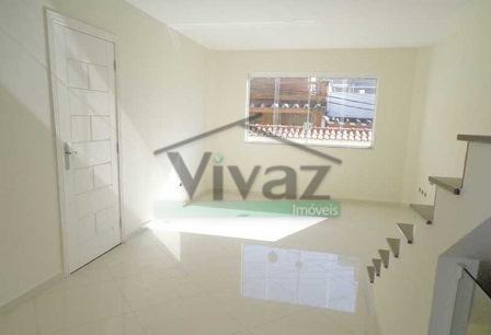 Sobrado Residencial à venda, Vila Mazzei, São Paulo - SO0811.