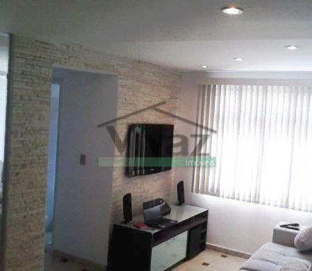 Apartamento Residencial à venda, Jaçanã, São Paulo - AP0640.