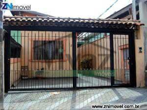 Casa Residencial à venda, Vila Nova Mazzei, São Paulo - CA0347.