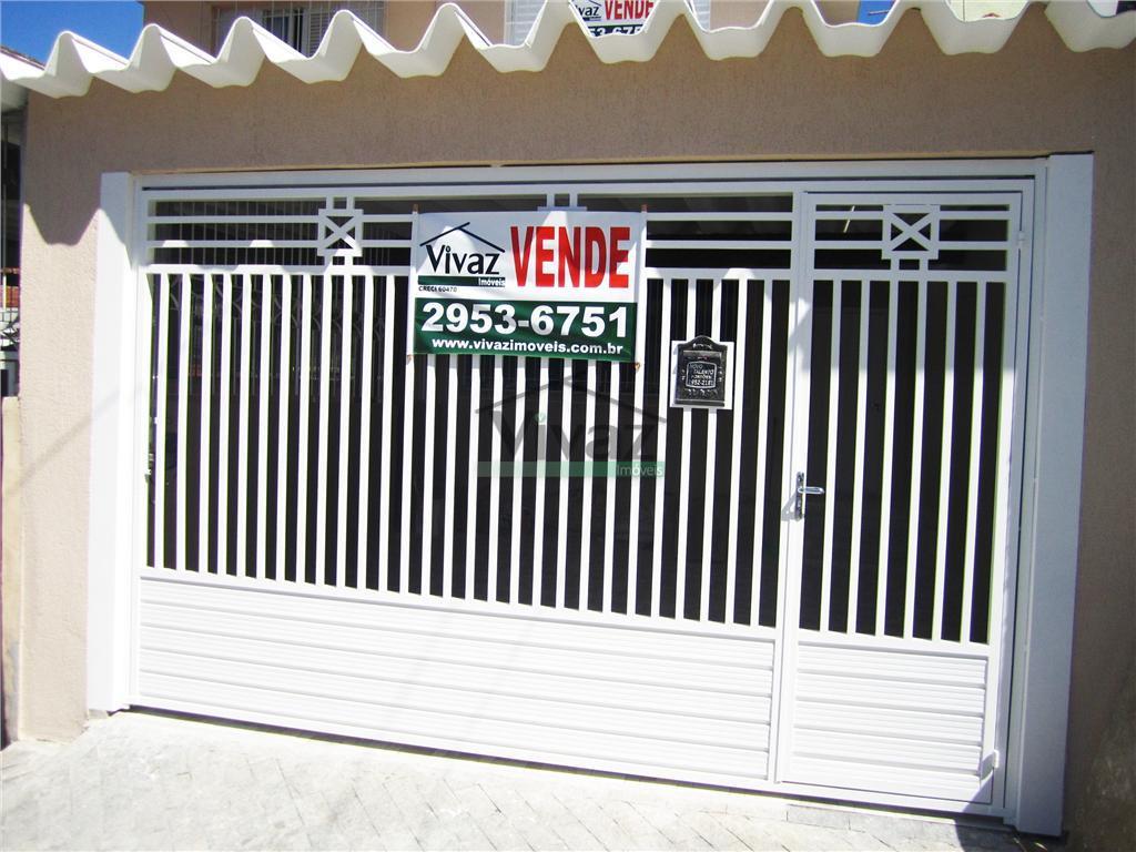 Sobrado residencial à venda, Vila Nova Mazzei, São Paulo - SO0859.