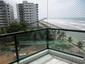 Apartamento residencial à venda, Centro, Mongaguá - AP0295.