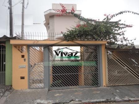 Sobrado Residencial à venda, Vila Nova Mazzei, São Paulo - SO0132.