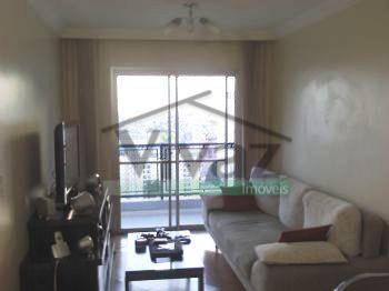 Apartamento Residencial à venda, Lauzane Paulista, São Paulo - AP0211.