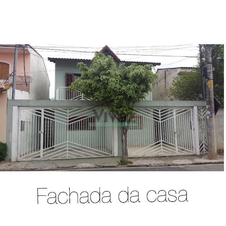 Sobrado  residencial à venda, Vila Mazzei, São Paulo.