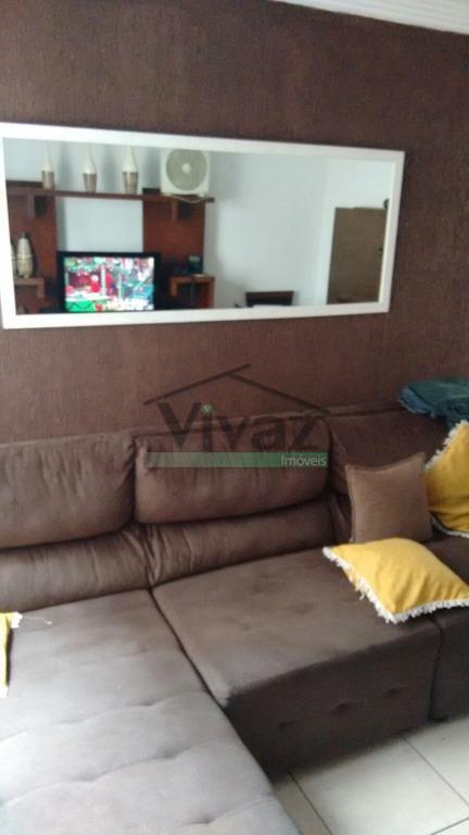 Apartamento  residencial à venda, Furnas, São Paulo.