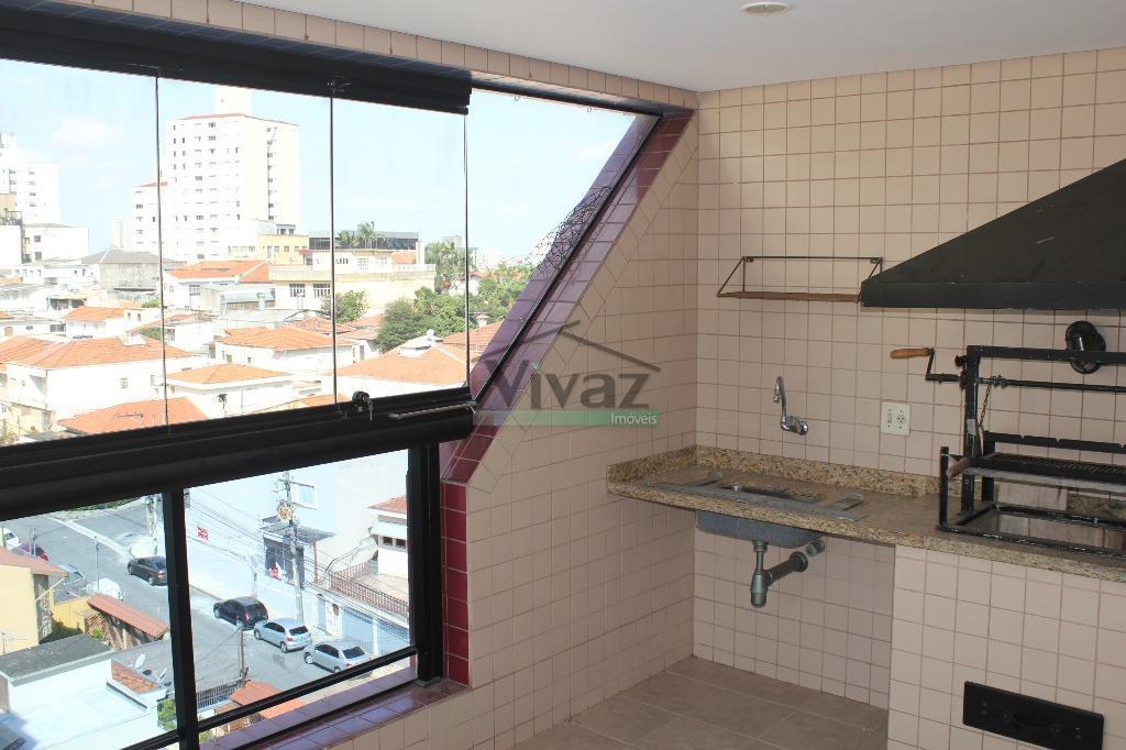 Apartamento residencial à venda, Água Fria, São Paulo - AP1308.