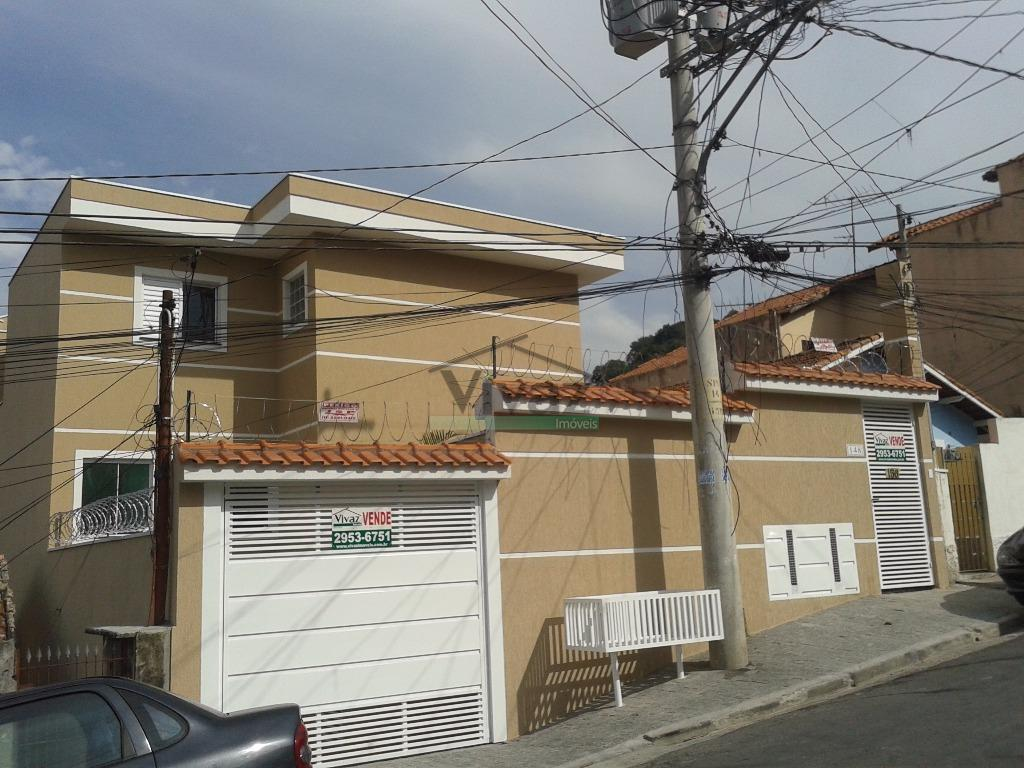Sobrado residencial à venda, Parque Casa de Pedra, São Paulo - SO1158.
