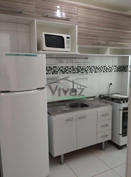 apartamento com 2 dorms, sala, cozinha com armários, banheiro box de vidro, 1 vaga de garagem,...