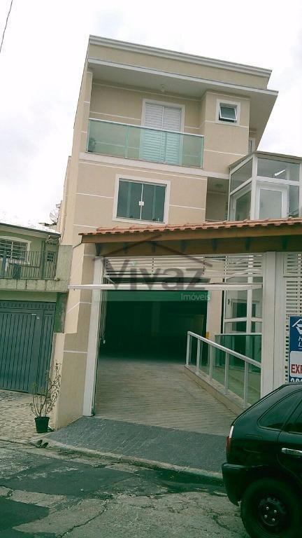 Sobrado residencial à venda, Parada Inglesa, São Paulo - SO1347.