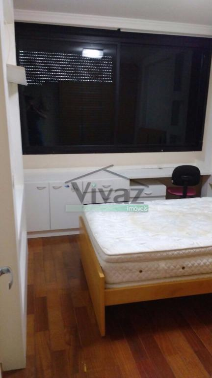 apartamento com 4 dormitórios sendo 3 suítes, sala, cozinha e área de serviço, repleto de armários,...