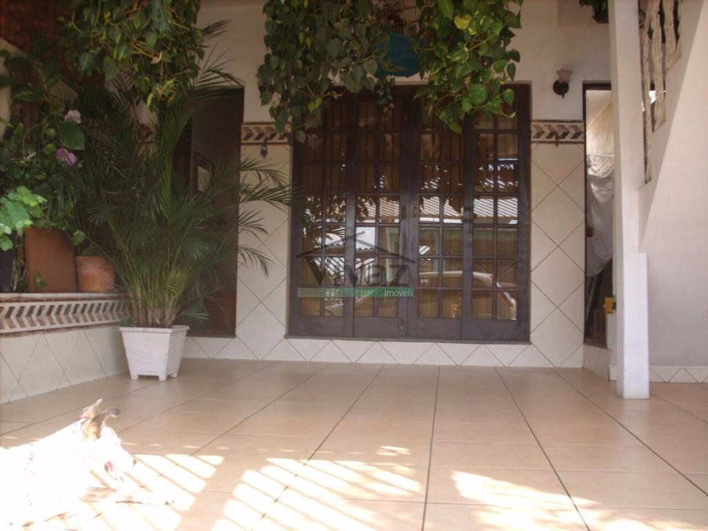 Sobrado residencial à venda, Vila Paraíso, Guarulhos.