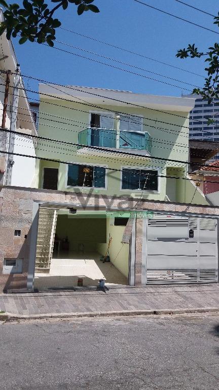 Sobrado residencial à venda, Tucuruvi, São Paulo - SO0251.
