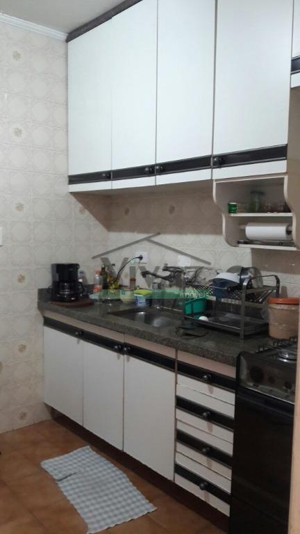 lindo apartamento com 2 dorms, sala, cozinha, banheiro, área de serviço, wc de empregada, 1 vaga...