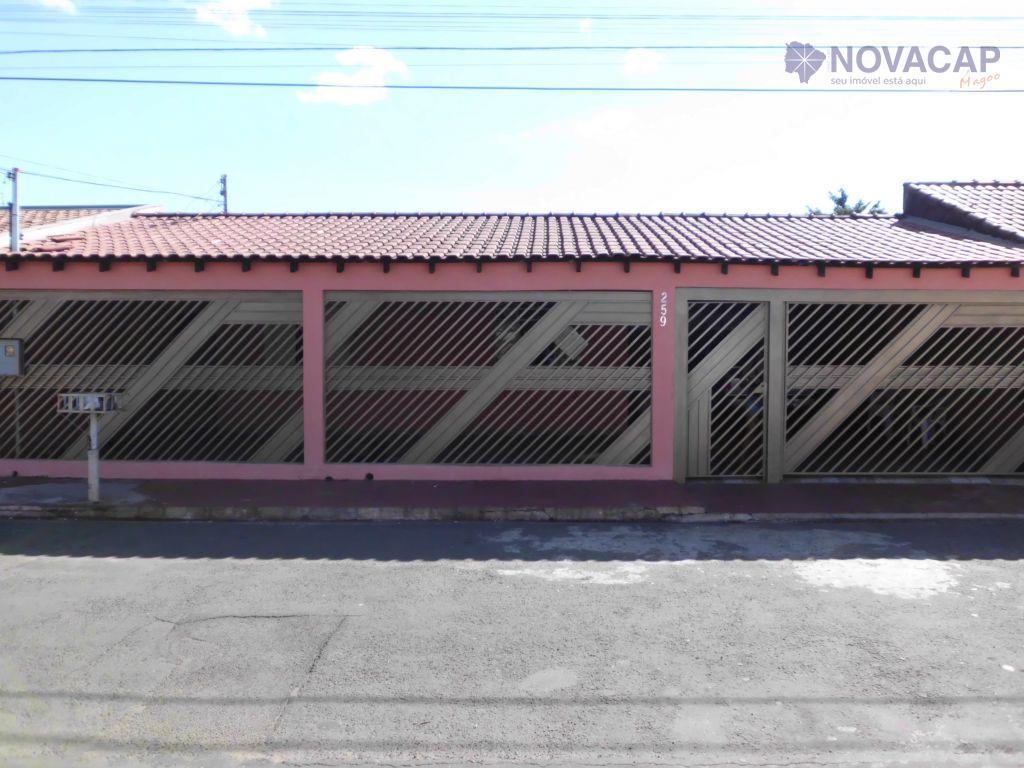 Casa  residencial à venda, Coophamat, Campo Grande.