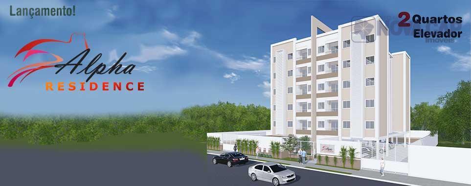Apartamento  residencial à venda, Tiradentes, Campo Grande.