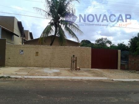 Casa residencial para venda e locação, Vila Cidade Morena, Campo Grande - CA0178.