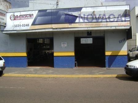 Salão  comercial à venda, Jardim Jacy, Campo Grande.