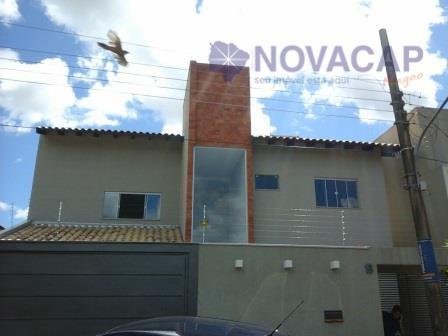 Sobrado residencial à venda, Vila Morumbi, Campo Grande - SO0034.