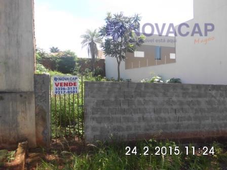 Terreno residencial à venda, Vivenda do Bosque, Campo Grande - TE0033.