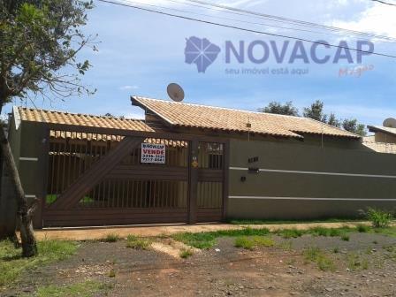 Casa residencial para venda e locação, Parque Residencial Rita Vieira, Campo Grande - CA0234.
