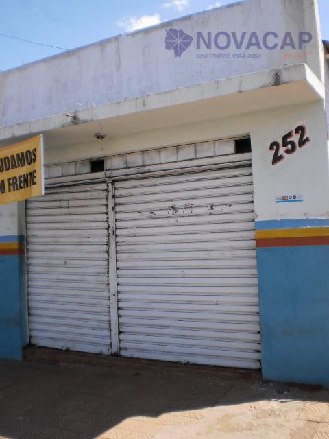 Salão comercial para venda e locação, Amambaí, Campo Grande - SL0014.