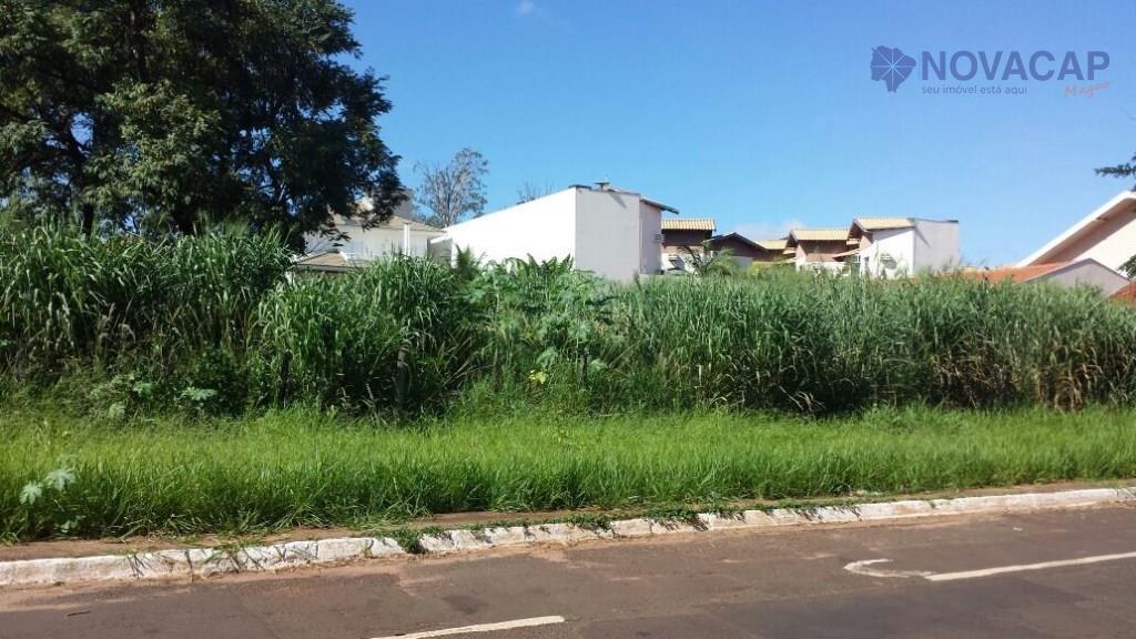Terreno residencial à venda, Chácara Cachoeira, Campo Grande - TE0050.