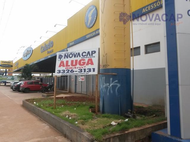 Salão  comercial para locação, Vila Progresso, Campo Grande.