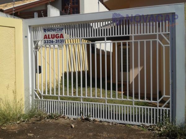 Casa residencial para venda e locação, Cidade Jardim, Campo Grande - CA0037.