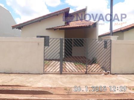 Casa residencial à venda, Loteamento Nova Serrana, Campo Grande.