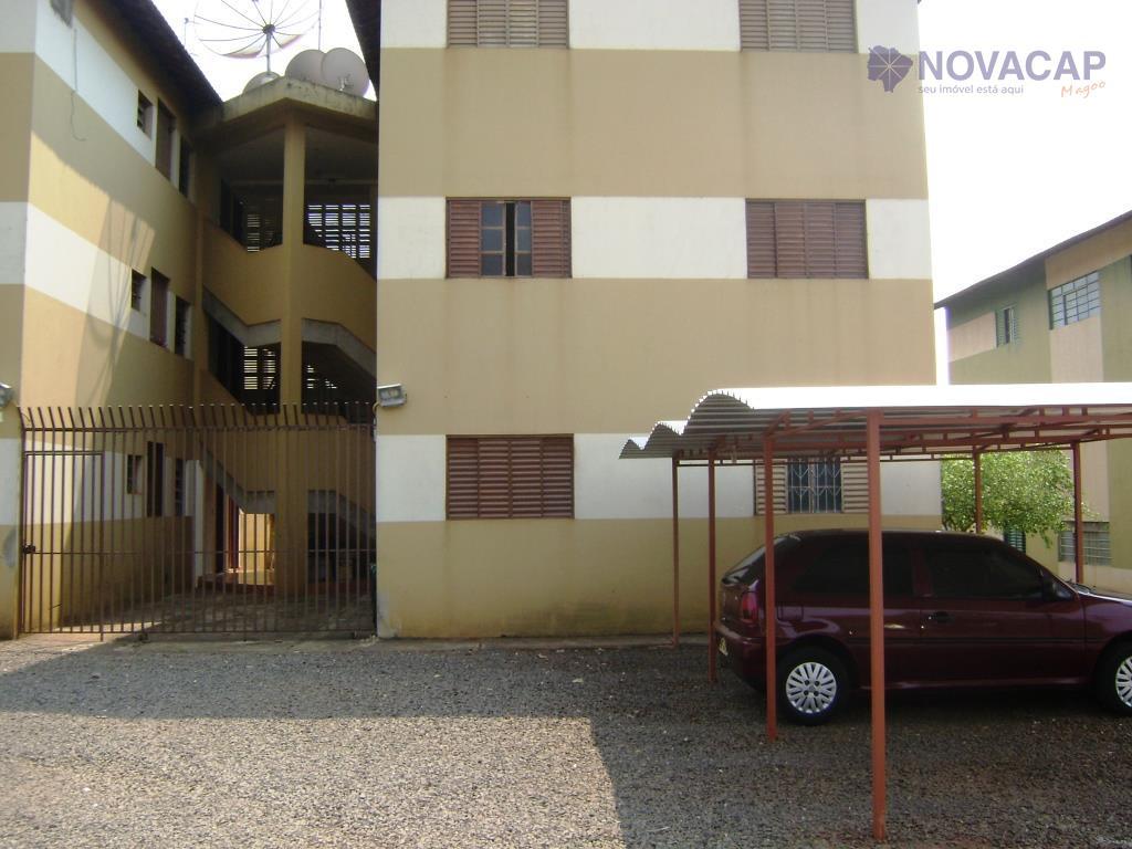 Apartamento  residencial à venda, Conjunto Aero Rancho, Campo Grande.