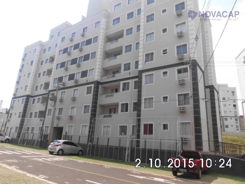 Apartamento  residencial à venda, Centro, Campo Grande.